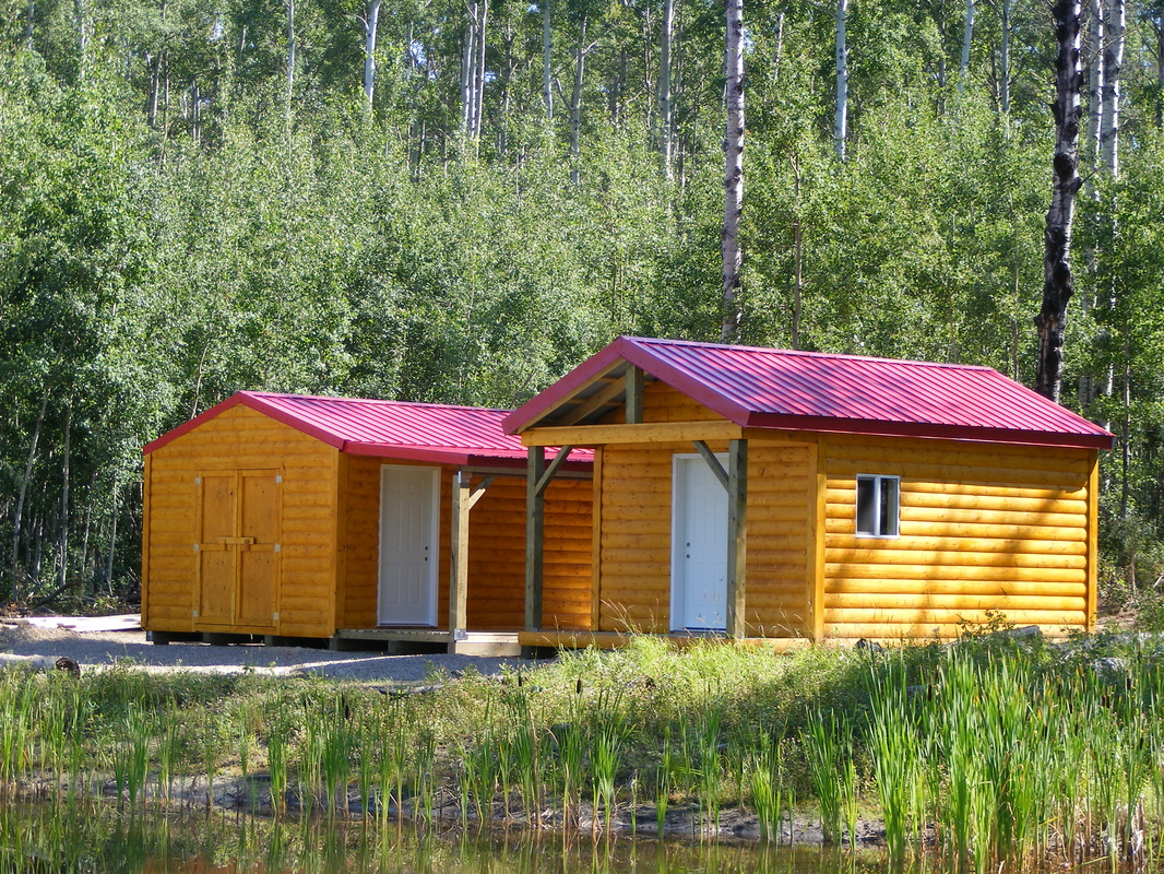 Storage Shed Cabins : Cabins northern storage sheds fort st john british