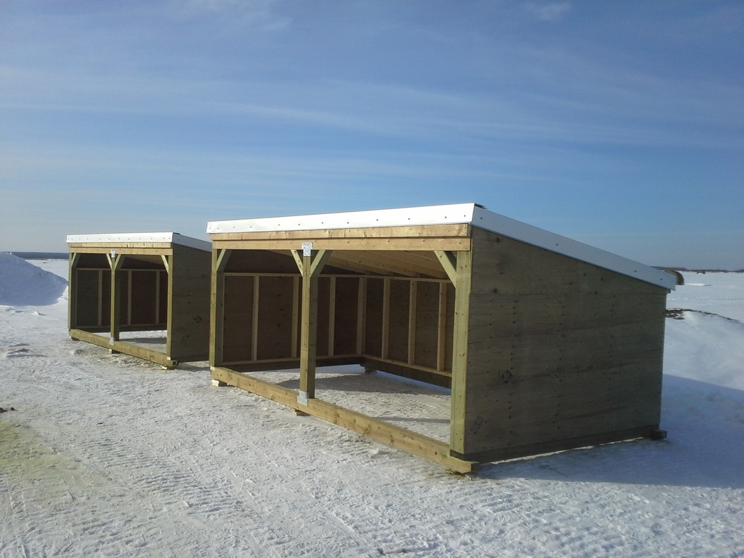 Storage Buildings Shelter : Calf shelters prices northern storage sheds fort st